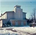 1964 USNTC Bainbridge Base Chapel